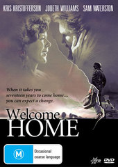 Welcome Home on DVD