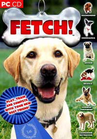Fetch for PC Games