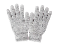 Moshi Digits Case Touchscreen Gloves Light Grey - Small/Medium