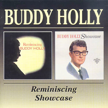 Reminiscing/Showcase by Buddy Holly image