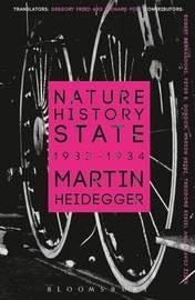 Nature, History, State by Martin Heidegger image