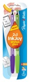 Paper Mate InkJoy Stylus Fashion Colours - Purple and Lime (2 Pack)