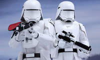 "Star Wars: The Force Awakens - 12"" First Order Snowtrooper Figure Set"