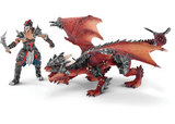 Schleich: Warrior With Dragon