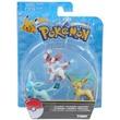 Pokemon: Eevee Evolution 3 Pack - Glaceon, Leafeon, Sylveon