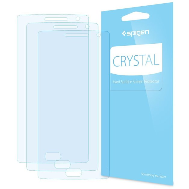 Spigen: OnePlus 2 - Screen Protector Pack (Crystal)