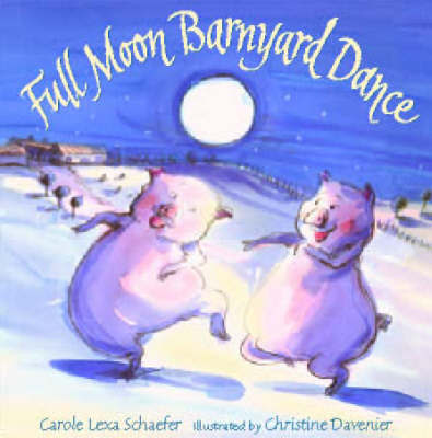Full Moon Barnyard Dance by Carole Lexa Schaefer image