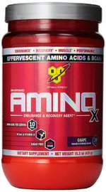 BSN AminoX BCAA Powder - Grape (435g)
