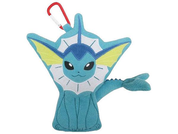 Pokemon: Peta-fuwa Pouch - Vaporeon