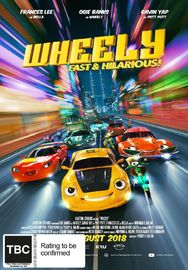 Wheely on DVD