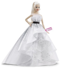 Barbie: 60th Anniversary Doll - (Caucasian)