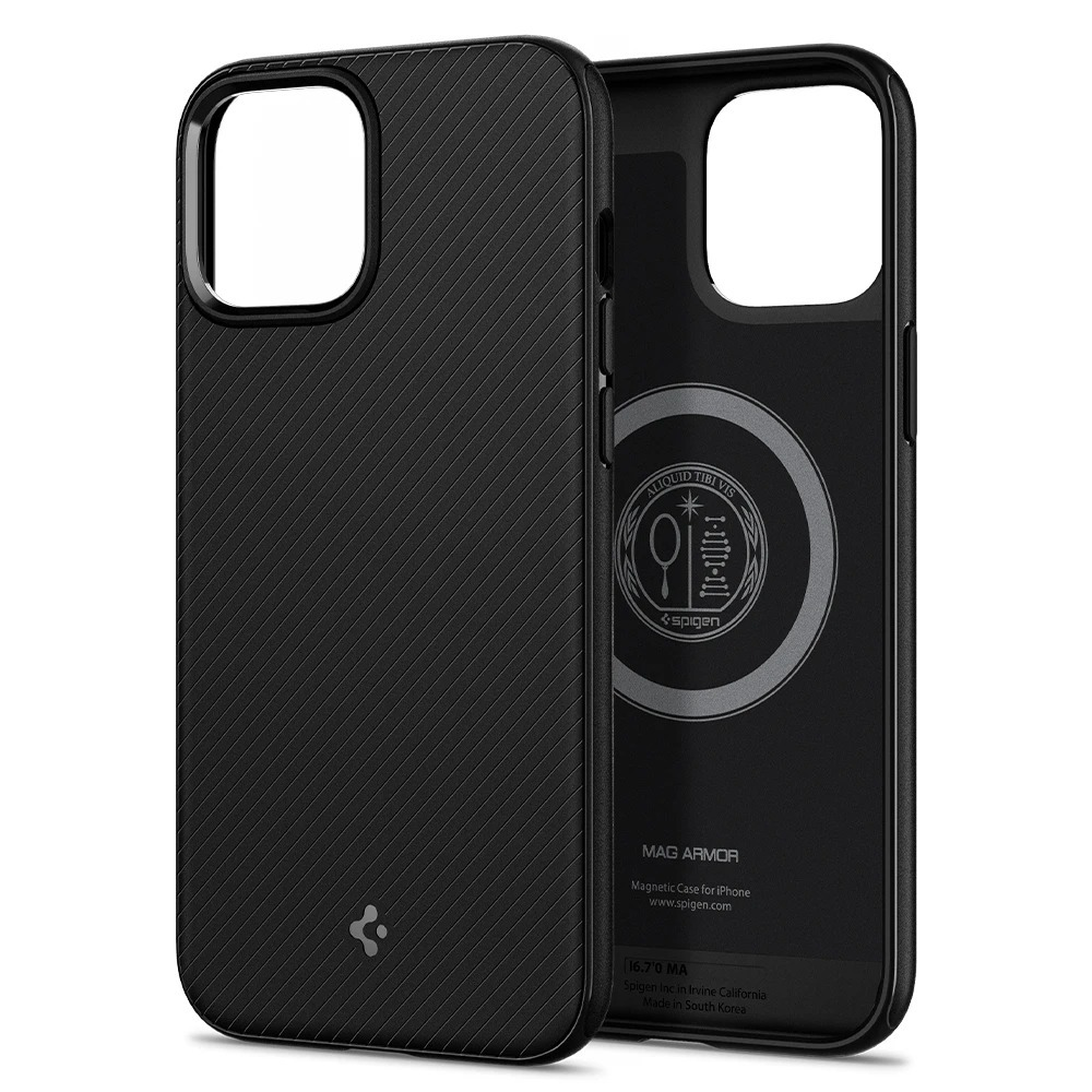Spigen Mag Armor Case - Black image