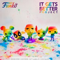 Pride 2021 - Stitch (Rainbow) - Pop! Vinyl Figure