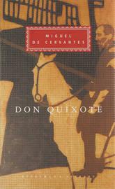 Don Quixote by Miguel de Cervantes image