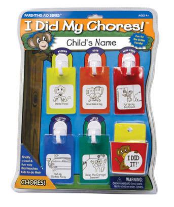 I Did My Chores! Kit