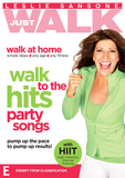 Leslie Sansone Walk to the Hits Party Songs on DVD