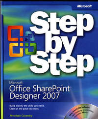 Microsoft Office Sharepoint Designer 2007 Step by Step by Penelope Coventry image