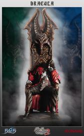 Castlevania - Dracula 1/4 Scale Statue
