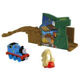 Thomas & Friends Take n Play Thomas & Cranky's Cargo Drop