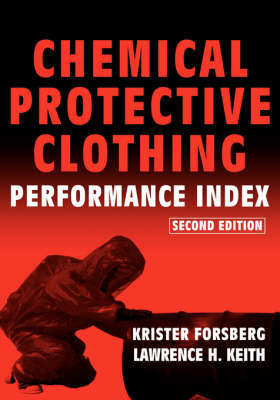 Chemical Protective Clothing Performance Index by Krister Forsberg