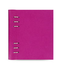 Filofax - A5 Clipbook - Fuchsia
