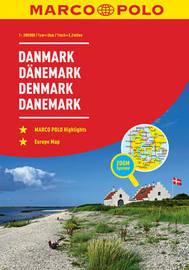 Denmark Marco Polo Road Atlas by Marco Polo