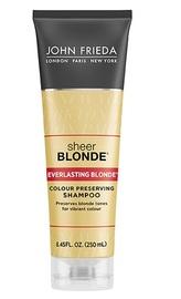 John Frieda Sheer Blonde Everlasting Blonde Colour Preserving Shampoo (250ml)