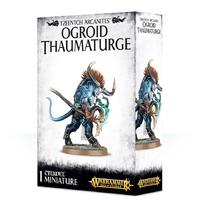 Age of Sigmar: Tzeentch Arcanites Ogroid Thaumaturge
