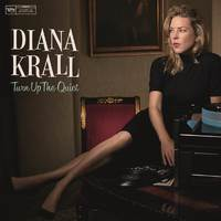 Turn Up The Quiet by Diana Krall image
