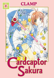 "Cardcaptor Sakura: Book 2 Omnibus by ""Clamp"""