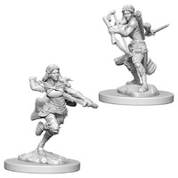 D&D Nolzur's Marvelous: Unpainted Miniatures - Air Genasi Female Rogue