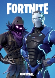 FORTNITE (OFFICIAL): A5 Notebook - Blue