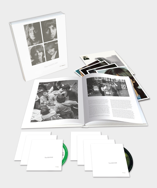 The Beatles (The White Album) by The Beatles