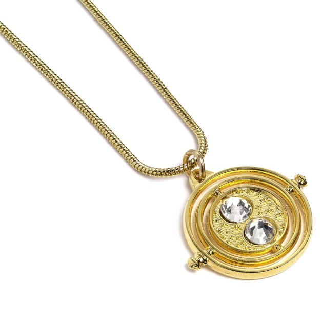 Harry Potter: Fixed Time Turner Necklace