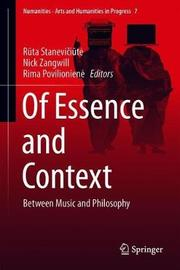 Of Essence and Context