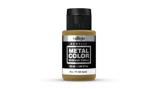 Vallejo Metal Colour Gold (32ml)