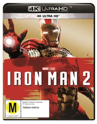 Iron Man 2 on UHD Blu-ray