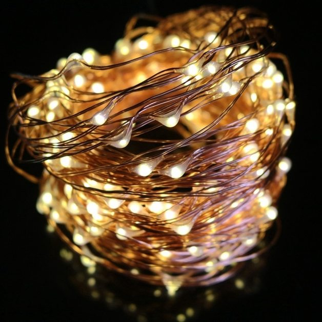Solar Seed Lights - Fairy Lights (22 metres)
