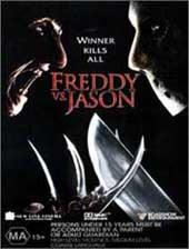 Freddy Vs Jason - Special Deluxe Edition (2 Disc) on DVD