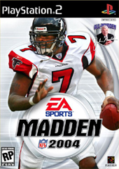 Madden 2004 for PS2
