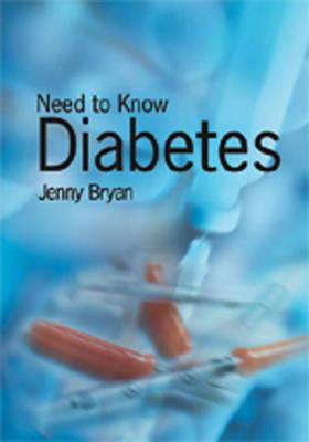 Diabetes by Jenny Bryan image