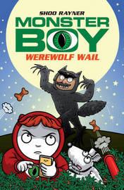 Werewolf Wail by Shoo Rayner image
