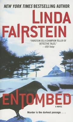 Entombed by Linda A Fairstein image