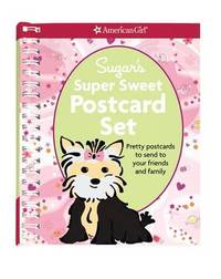 Sugar's Super Sweet Note Card Kit: Pretty Postcards to Send to Your Friends and Family image