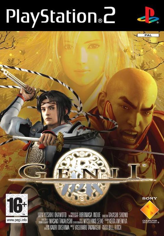 Genji: Dawn of the Samurai for PlayStation 2