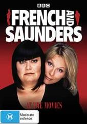 French & Saunders: At The Movies on DVD