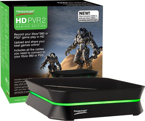 Hauppauge Gaming Edition HD PVR 2 | at Mighty Ape NZ