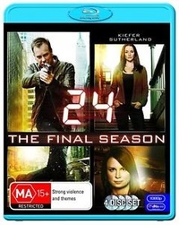 24 - The Complete Eighth Season on Blu-ray