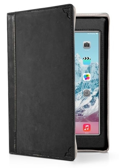 Ipad Mini Classic Book Cover : Bookbook case for ipad mini classic black at mighty ape nz