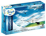 Gigo: Ultra Light Airplane (44pc) Set